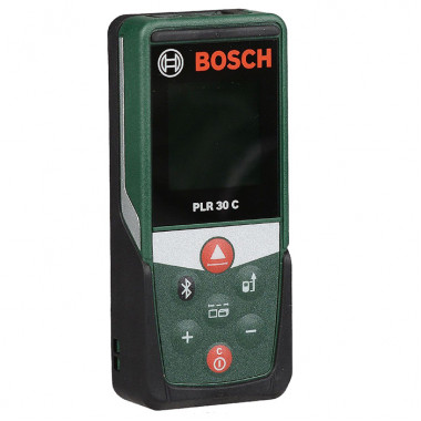 Лазерная рулетка Bosch PLR 30 C