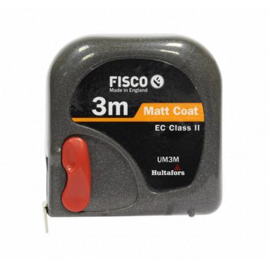 Измерительная рулетка Fisco UM3M