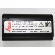 Аккумулятор GEB221 (совм.)