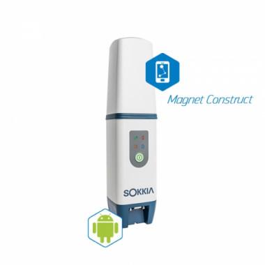 Комплект для RTK Sokkia GCX3 и Magnet Construct