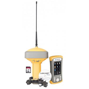 RTK комплект Topcon GR-5  с FC-500 и Magnet Field