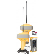 Универсальный RTK комплект Topcon GR-5  с FC-500 и Magnet Field