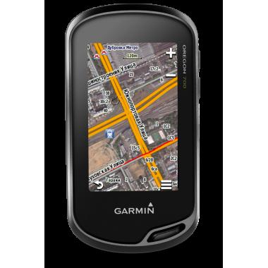 Туристический навигатор Garmin Oregon 700t